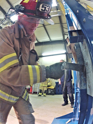 10 75 Training Llc Firefighter Forcible Entry Hands On Training Media Photos Videos